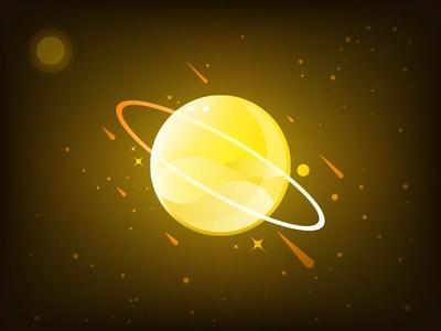 Saturday night, Saturn