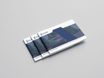 Sealmark Brochure print design