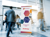 Pull Up Banner - DataposIT & Microstrategy event