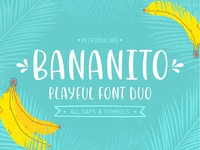 Bananito Font