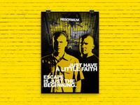 Prison Break poster.