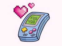 Gameboy in love