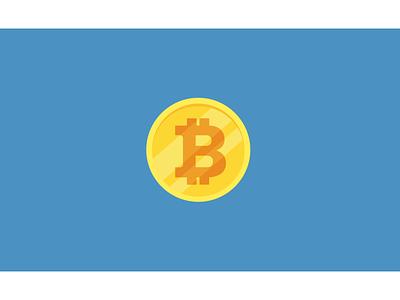 Good Morning Bitcoin bitcoin transition intro news 2d animation animation motion design 2d
