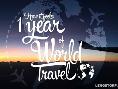 One Year World of Travel