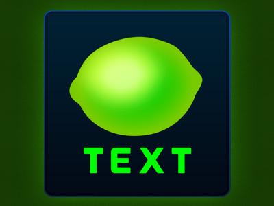 Sublime Text Icon Treatment