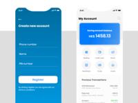 Concept app for asset management