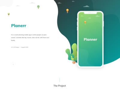 Event Planning App   Case Study