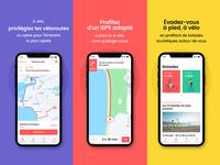 loopi IOS 2019 - Balades à vélo, GPS vélo et points d'intérêts