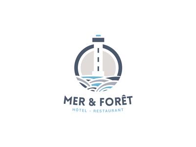 Logo Mer & foret 2015