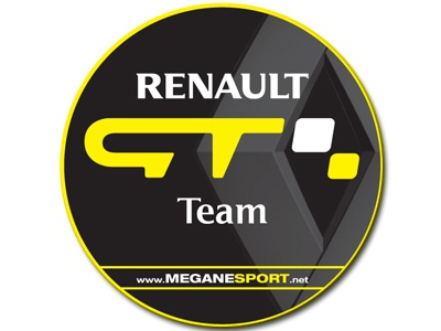 Renault GT Team sticker concept racing motor gt renault sticker