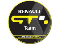 Renault GT Team sticker concept