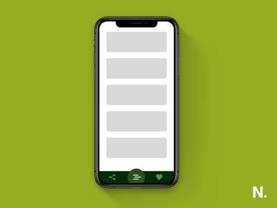 Mobilemenu mobile animation ui