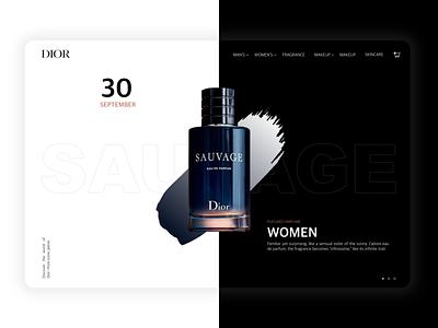 Online Store Dior store online web