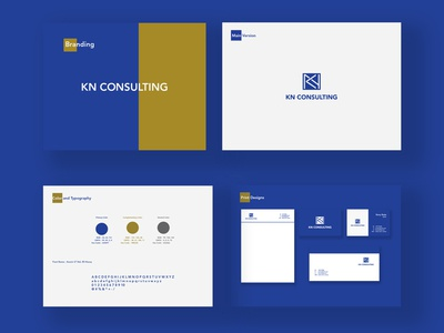 KN Consulting Brand guide