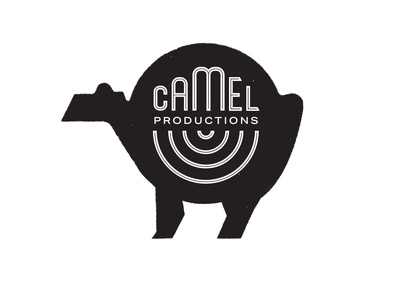 Camel Productions design logo