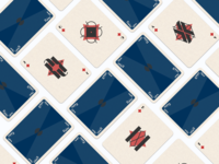 Daily UI - #145 Playing cards