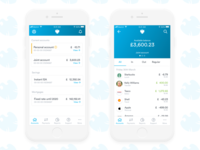 Barclay's app concept