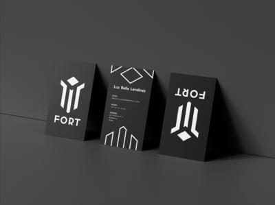 FORT Sportswear Corporate Identity