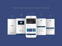 Online Learning App Design (in process)