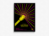 Rich Hope Gig Poster