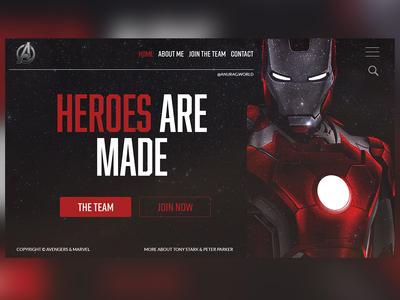 Avengers Inspiration Concept