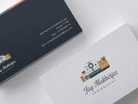 Business card 2x