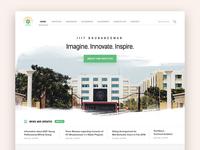 IIIT-Bh College website redesign