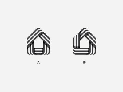 Home Icon Logo Selection