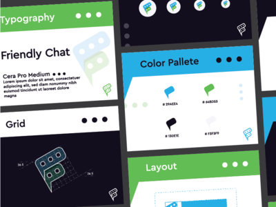 Friendly Chat Brand Guidelines