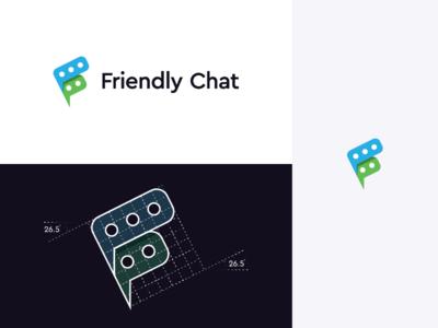 Friendly Chat Logo