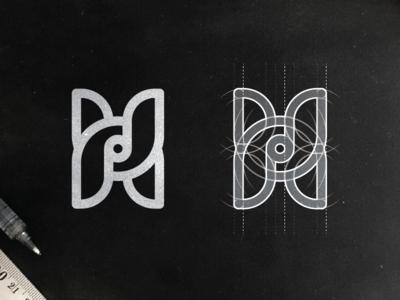 Hiba Logo Grid