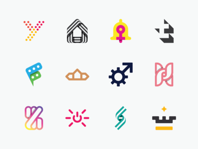 Logo Collection Behance Project