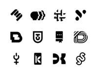 Behance Project : Logo Collection