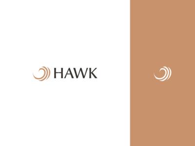 Hawk Logo & Type