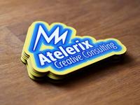 Atelerix Sticker Magnet