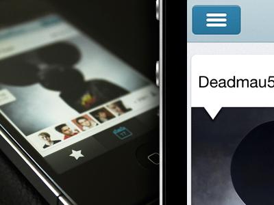 iPhone Event App