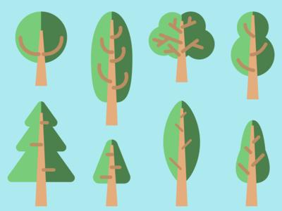 Simple Trees 1