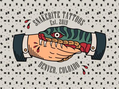 Snakebite Tattoos