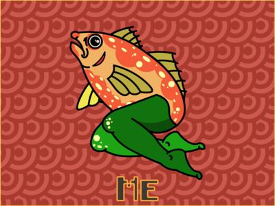 Fish Crew 28th - Me