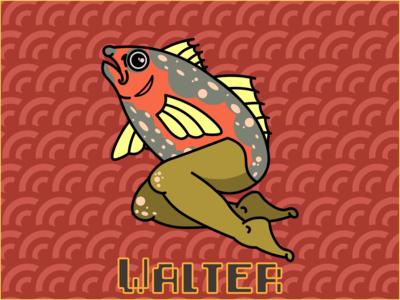 Fish Crew 28th - Walter
