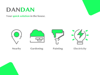 Dandan App - Icon Pack