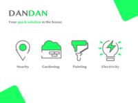 Dandan App - Icon Pack