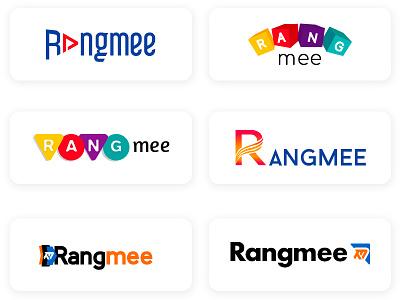 Logo Samples colors rangmee logo