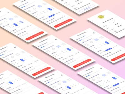 Daily Task - Table booking app