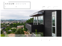AAsum Design Website