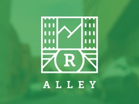 Our Alley Logo