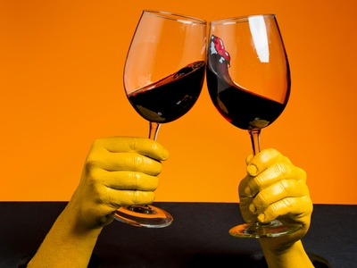 Vino Italiano creative direction art direction coffee bar reno nevada advertising wine italian