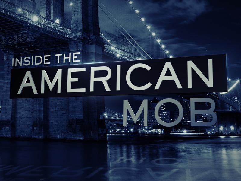 Inside the American Mob branding motion nat geo animation