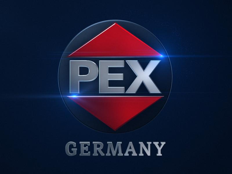 Pex Animation Lock Up motion design stinger animation