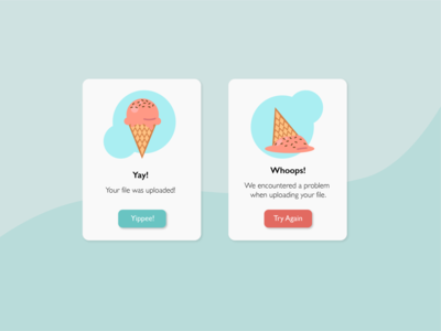 Daily UI 011—Flash Message flash message daily ui 011 daily ui daily ui challenge ui design